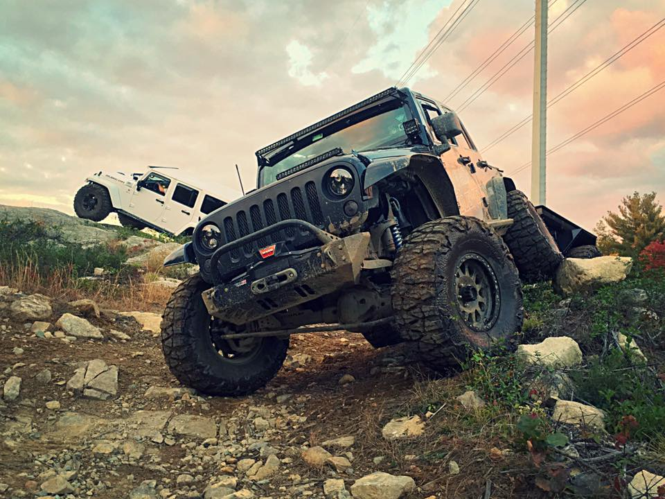 4 Wheel Drive: When, Where How and Why to Engage your Jeep